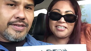 Hottest untrained Latino couple joequeen84
