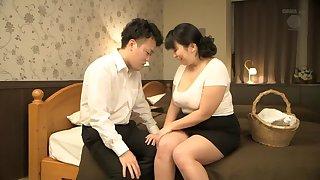 Hottest Japanese girl in Crazy HD, Mature JAV film over
