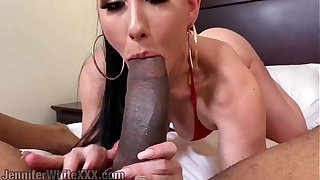 The brush Butthole wasn't obtainable to take such a huge BBC