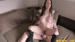 Anal Casting with McKenzie Lee
