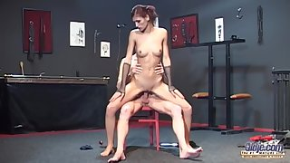 Sophie Red In Desperate Submission