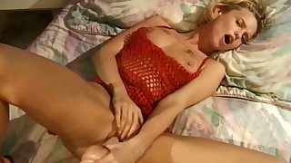 Redhead Wife Anal Dildo Move For Their way Parsimonious Ass Opening