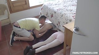 Sexy Missy Luv is Hungarian nympho who loves monster fucked hard